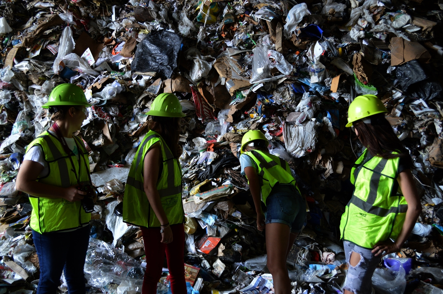 50 Shades of Green: Recycling in Miami