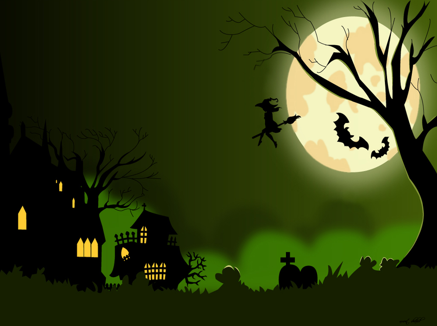 Ghosts Gone Green: Low-Waste Guide to Halloween