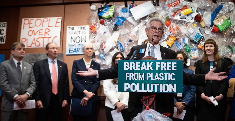 Break Free From Plastic Pollution Act of 2020
